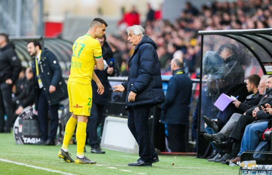 Antonio Mance, l'ex-attaquant du FC Nantes a rebondi en Croatie.