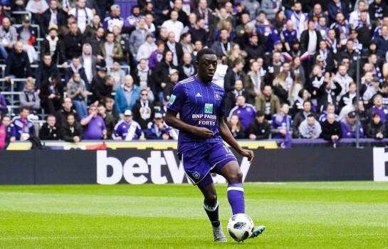 Dennis Appiah, défenseur du FC Nantes.