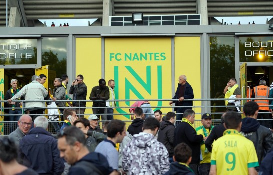 Samuel Grandsir (AS Monaco) préfère rejoindre le FC Nantes.