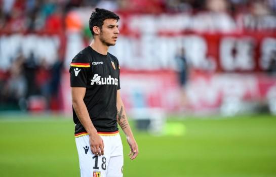 Fabien Centonze recruté par el FC Meta au RC Lens.