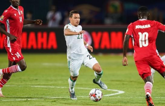 Ismaël Bennacer, milieu de terrain Algérien du FC Empoli courtisé par l' OL.