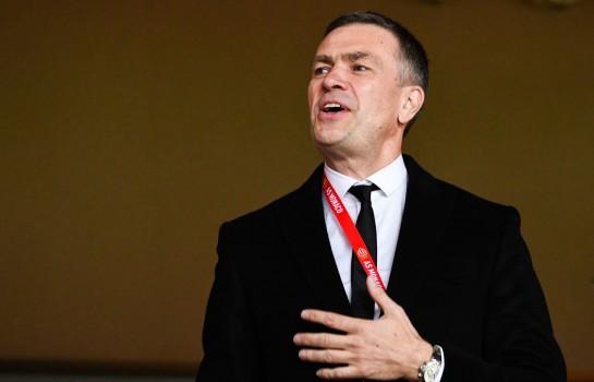 Oleg Petrov, vice président directeur général de l'AS Monaco.