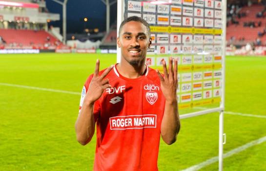 Offre de 7M€ du Toulouse FC pour Wesley Saïd, joueur du Dijon FCO ?