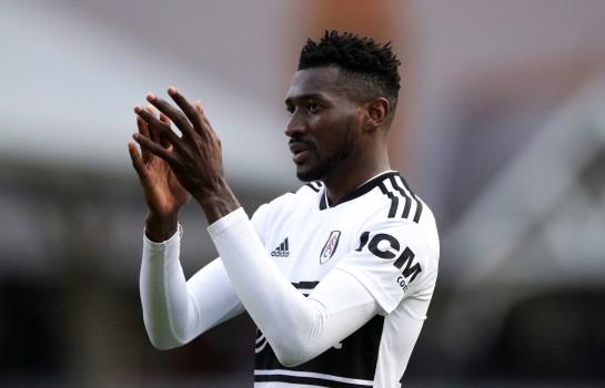 Le milieu de terrain de Fulham Zambo Anguissa, ex-joueur de l' OM, tout proche de s'engager avec Villarreal