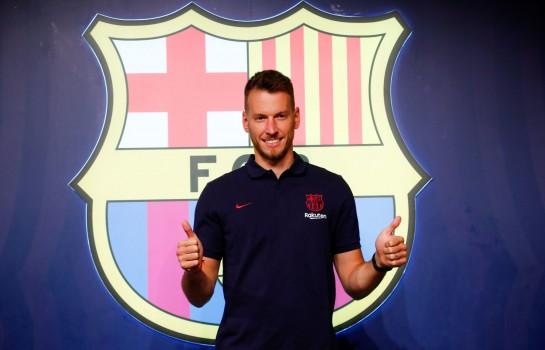 Neto sera longtemps absent de la compétition avec le Barça