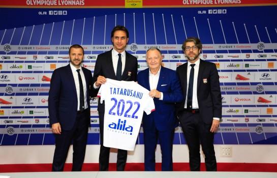 Les dirigeants de l' OL pointés du doigt dans le dossier Ciprian Tatarusanu.