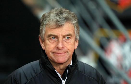 Christian Gourcuff, nouvel entraineur du FC Nantes.