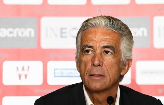 OGC Nice : Rivère nommé président