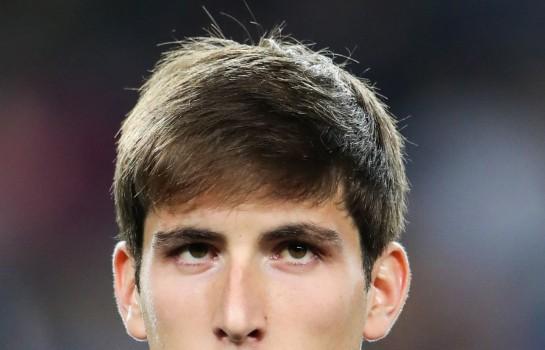 L' OM encore loin de boucler Juan Miranda, joueur du Barça