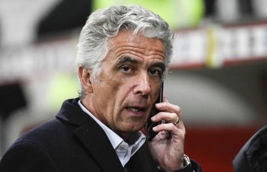 Jean-Pierre Rivère annonce Patrick Vieira dans le projet de l'OGC Nice.