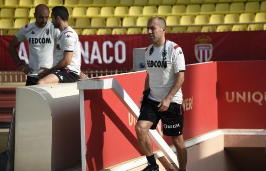 Leonardo Jardim sur le point d'être limogé à l'AS Monaco.