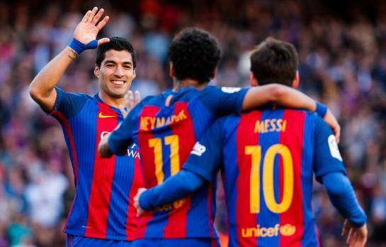 Lionel Messi a fait le forcing pour ramener Neymar au Barça cet été.