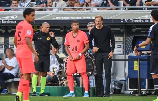 PSG: Ça ne va pas entre Kylian Mbappé et Thomas Tuchel