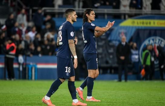 Le groupe parisien sans Verratti, Herrera et Thiago Silva — DFCO / PSG