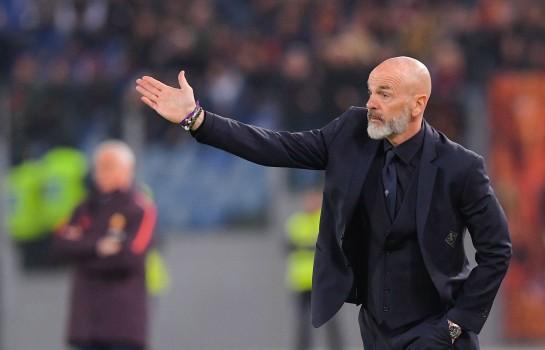 Stefano Pioli, nouvel entraineur de l' AC Milan.