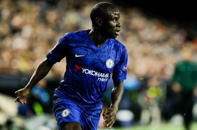 Chelsea : Tuchel fan de Kanté