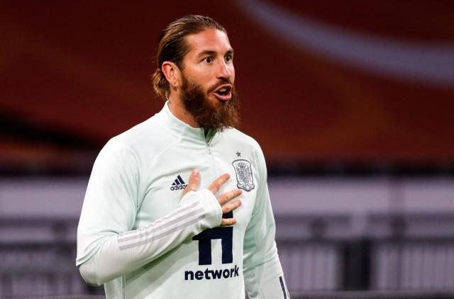 Le PSG vise toujours Ramos