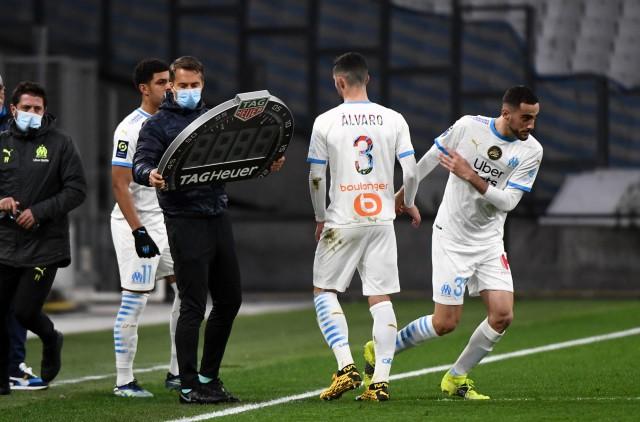 Alvaro Gonzalez blessé contre le PSG
