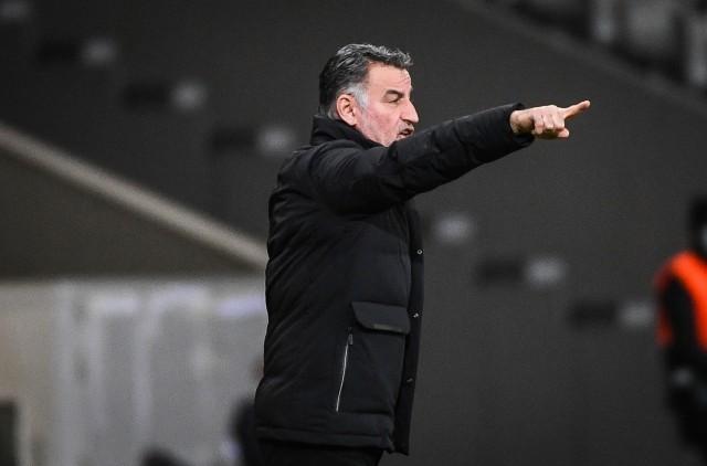 Galtier sous pression contre l'Ajax