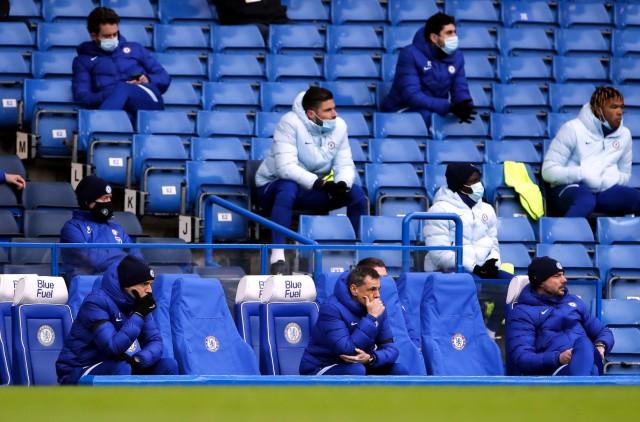 Giroid condamné au banc à Chelsea