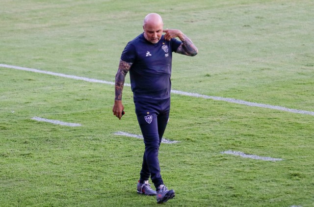 Sampaoli absent contre Lyon