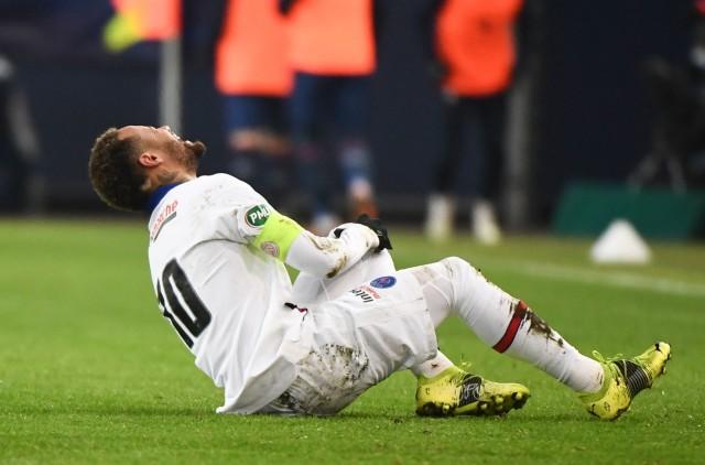 PSG : Le retour de Neymar contre le Barça peu probable
