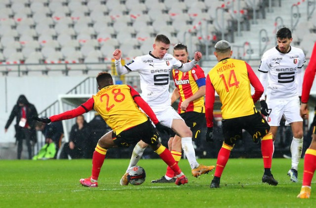 Match Stade Rennais - RC lens