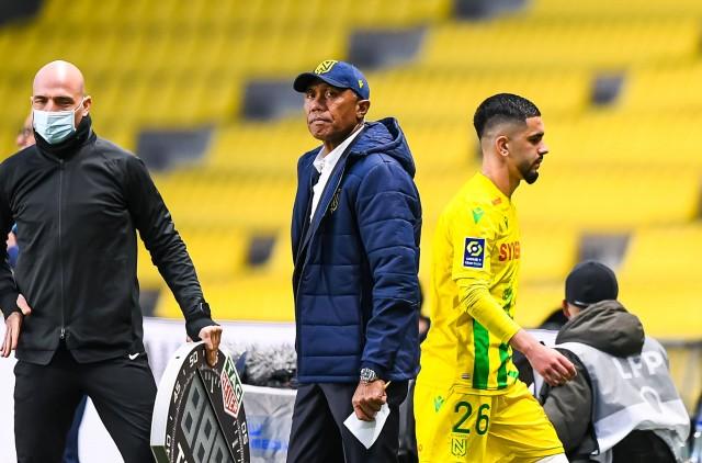 Le FC Nantes de Kombouaré proche de la Ligue 2