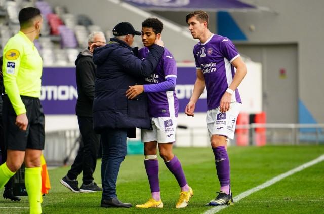 Patrice Garande fragilisé à Toulouse