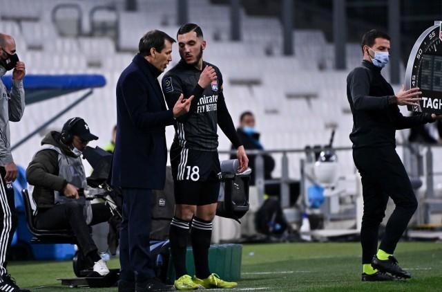 Rayan Cherki encore buteur avec Lyon