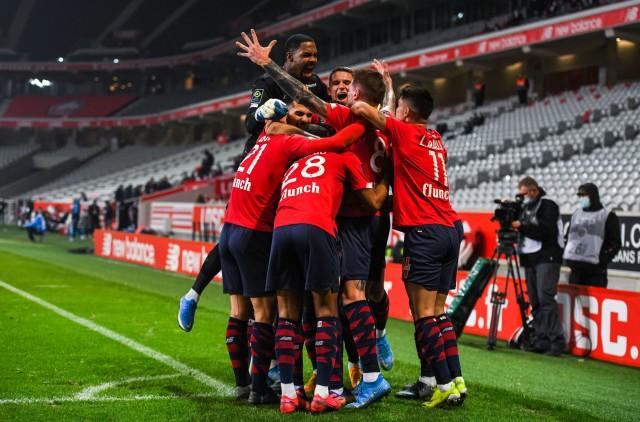 Le LOSC reprend la tête de la Ligue 1