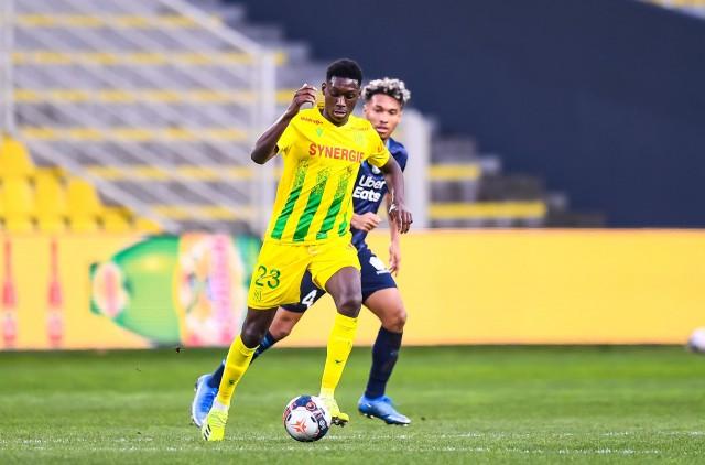 Kolo Muani satisfait le FC Nantes