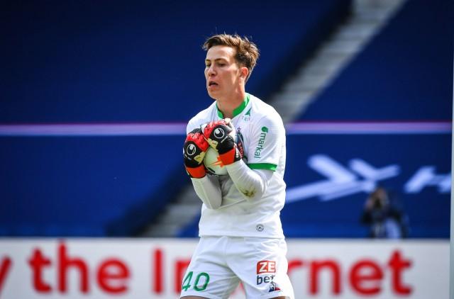 Étienne Green touché à la cuisse contre le PSG