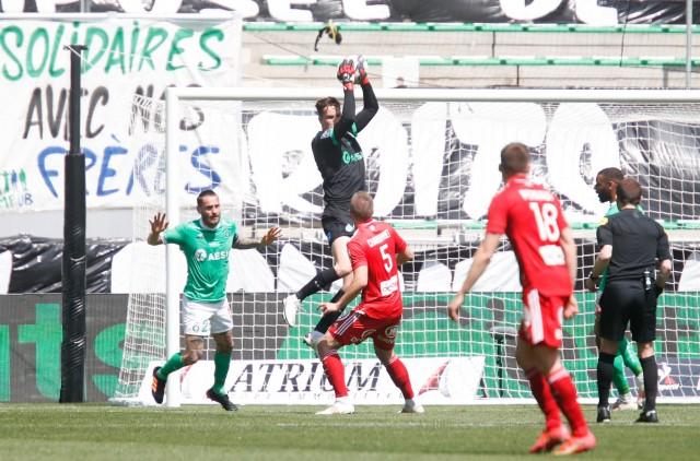 Étienne Green titulaire en cette fin de saison