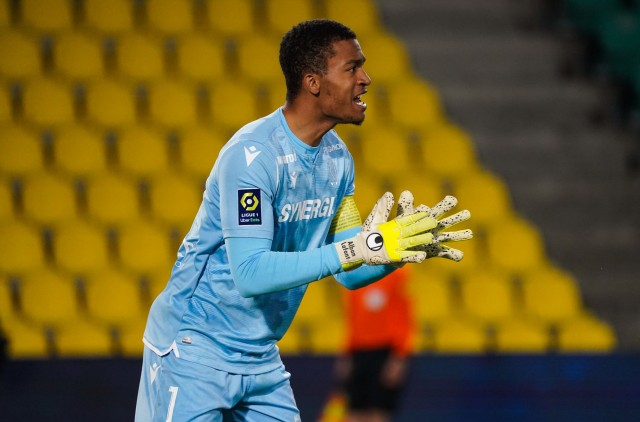 Alban Lafont captaine du FC Nantes