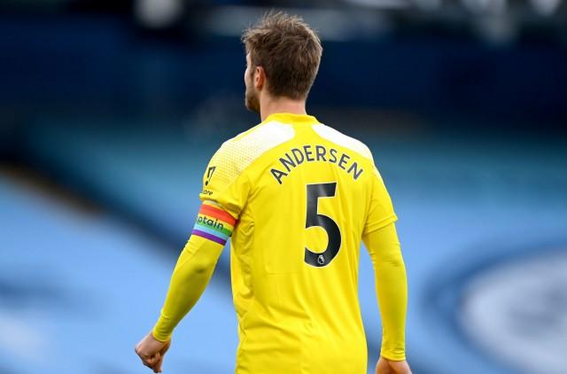 Joachim Andersen agite la Premier League
