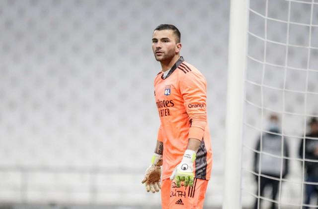 Anthony Lopes optimiste avant Nantes