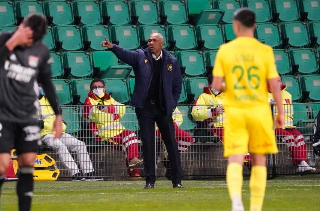 Le FC Nantes mal embarqué