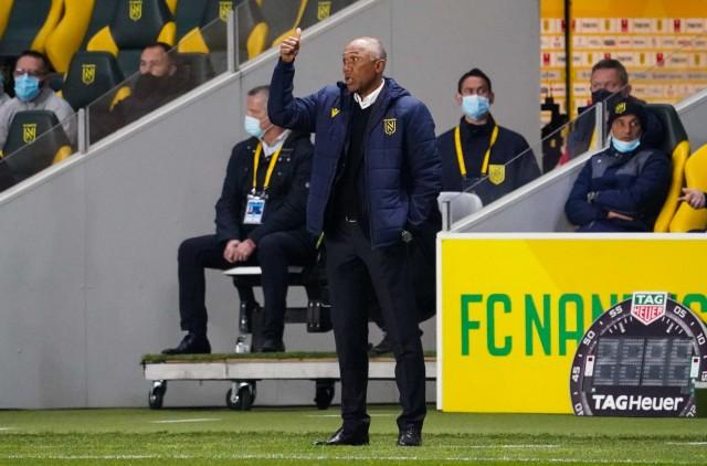 Antoine Kombouaré toujours optimiste pour le FCN