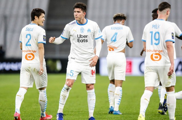 Balerdi buteur contre Dijon