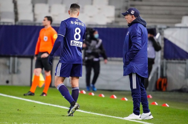 Ben Arfa en froid avec Jean-Louis Gasset