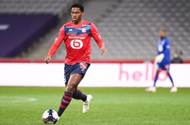 Jonathan David espéré contre Lyon