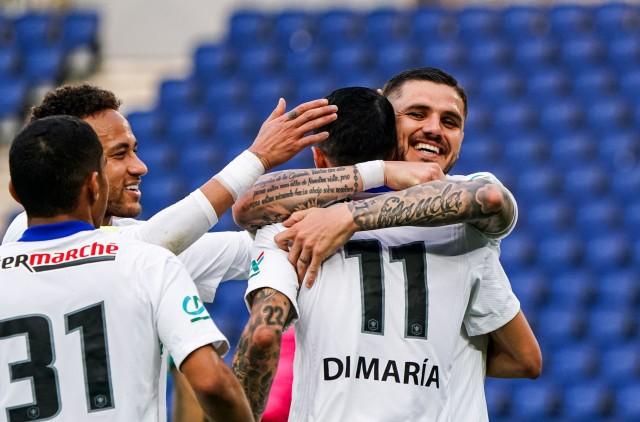 Mauro Icardi veut davantage jouer avec Paris