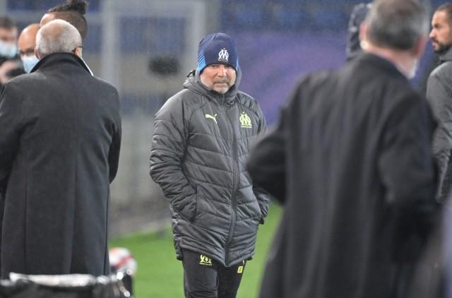 Jorge Sampaoli, le coach de Marseille