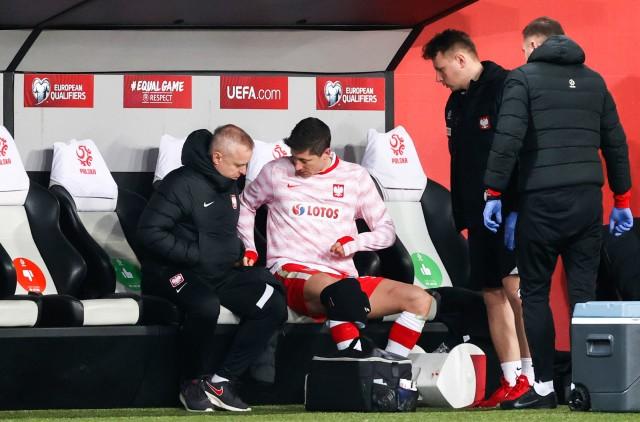 Lewandowski blessé en sélection nationale
