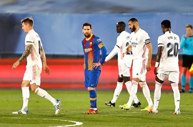 Lionel Messi encore dans un Clasico