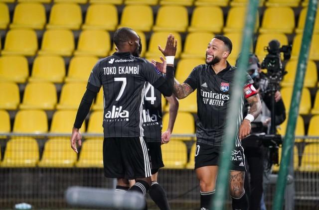 Depay relance les espoirs de Lyon en Ligue 1
