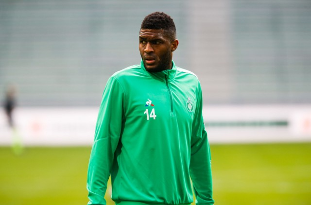 Anthony Modeste va quitter l'ASSE