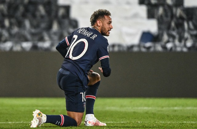 Neymar Jr donne le ton contre City