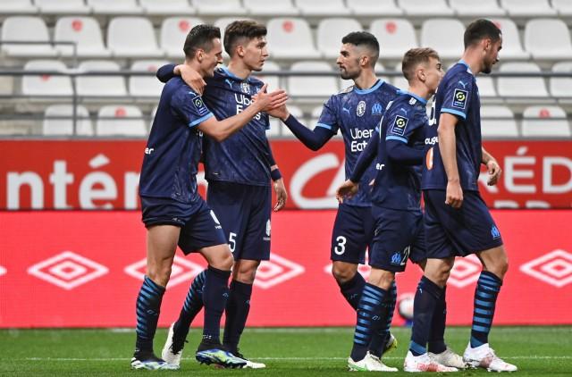 Marseille enchaîne contre Reims